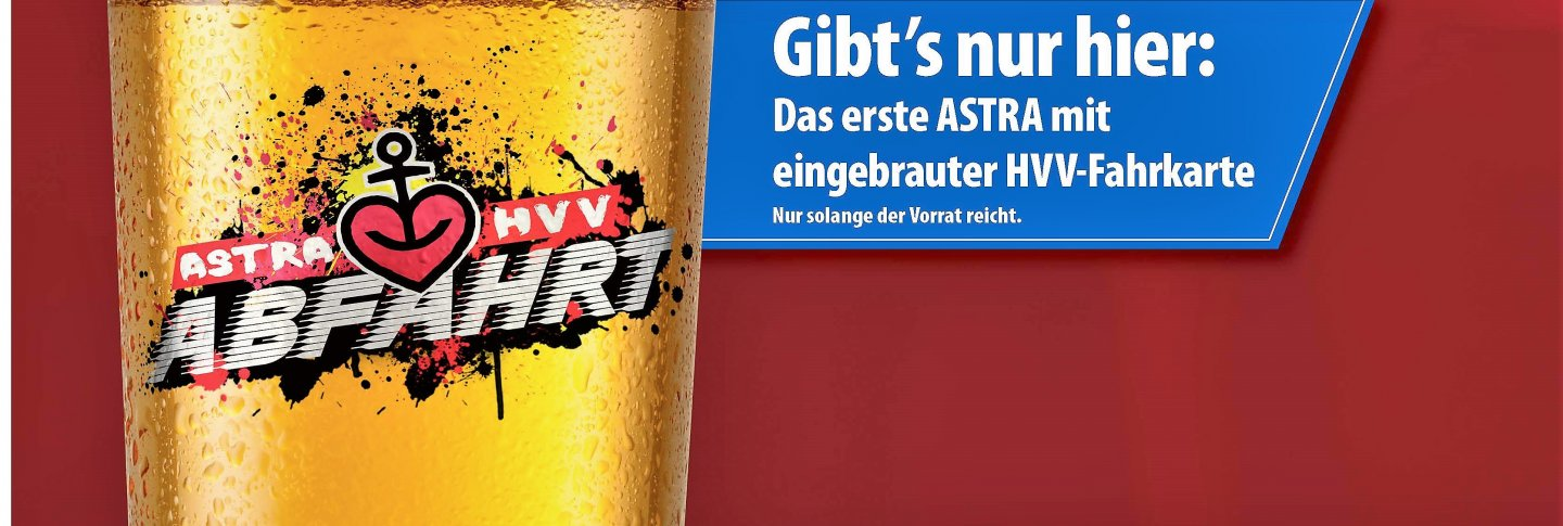 ASTRA Kampagne 1